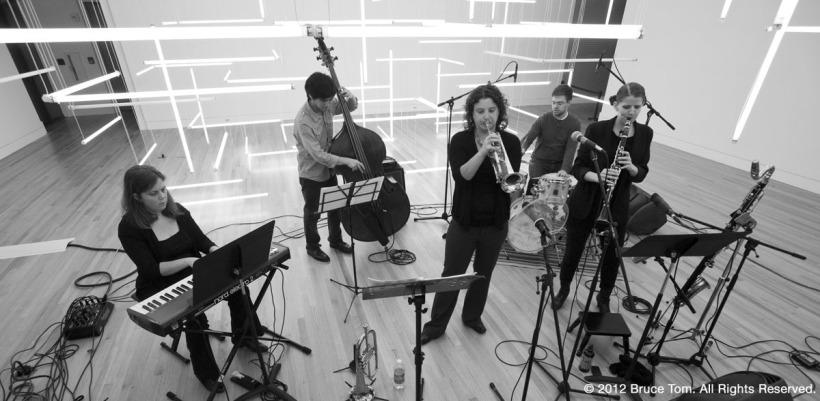 sam boshnack quintet_photo by Bruce Tom copy