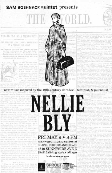 nellie poster
